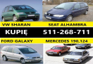 Skup MERCEDES 190,124,C-Klasa VW Sharan